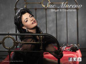 Sue Moreno singer & entertainer