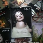 Calendar Sue Moreno 2014