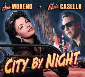 Cover SueMoreno-Chris Casello City By Night