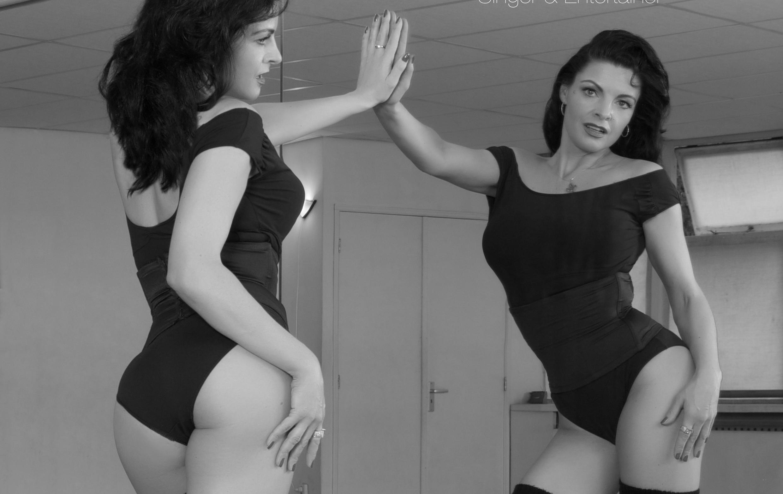 Sue Moreno - dancer
